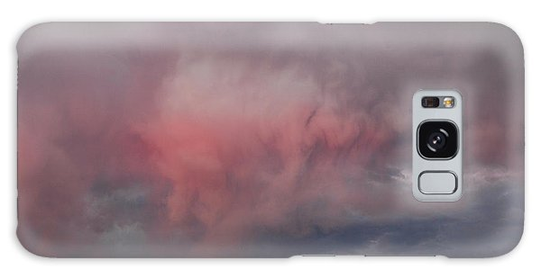 Whispy Pink Cloud Galaxy Case