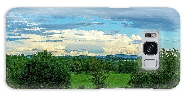 Cloud View Lehigh Valley Galaxy Case