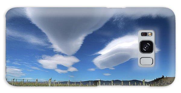 Cloudforms And Vines Galaxy Case