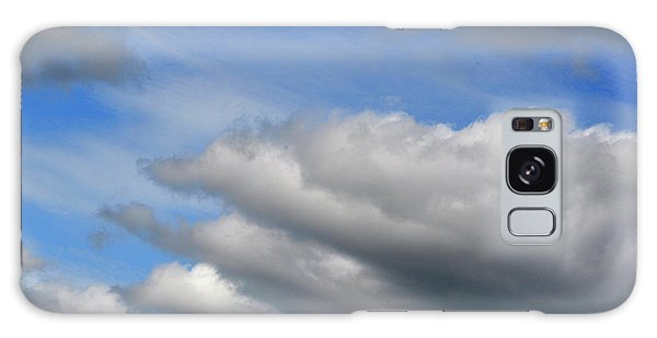 Clouds On The Move Galaxy Case