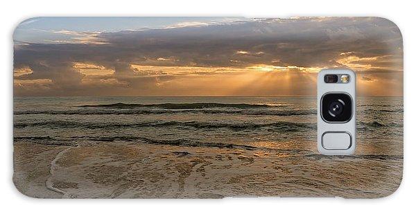 Cloudy Sunrise In The Mediterranean Galaxy Case