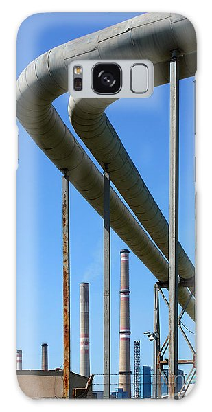 Technology Galaxy Case - Coal Power Plant by Martin33