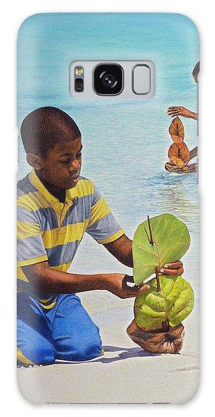 Coconut Boats Galaxy Case