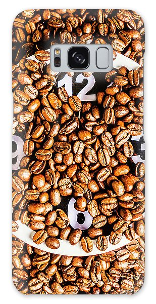 Cafe Galaxy Case - Coffee Time by Jorgo Photography - Wall Art Gallery