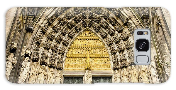 Cologne Cathedral Galaxy Case