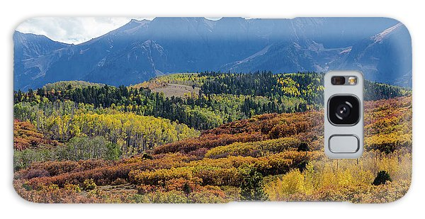 Galaxy Case featuring the photograph Colorado Color Bonanza by James BO Insogna