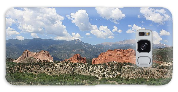 Colorado Memories Galaxy Case