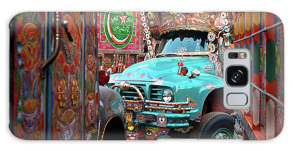 Truck Art Galaxy Case