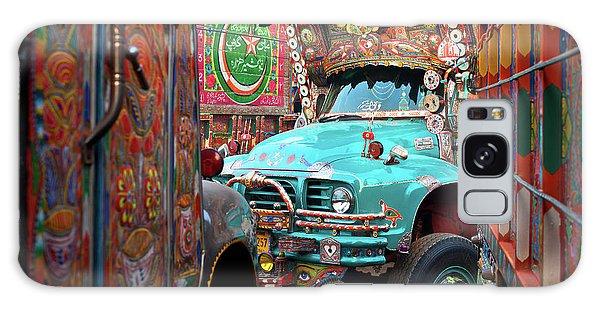 Truck Art Galaxy Case