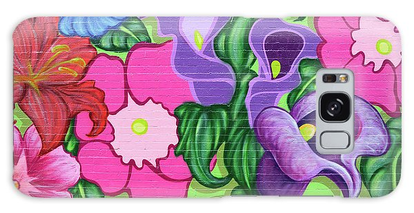 Colorful Mural Galaxy Case