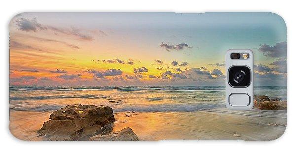 Colorful Seascape Galaxy Case