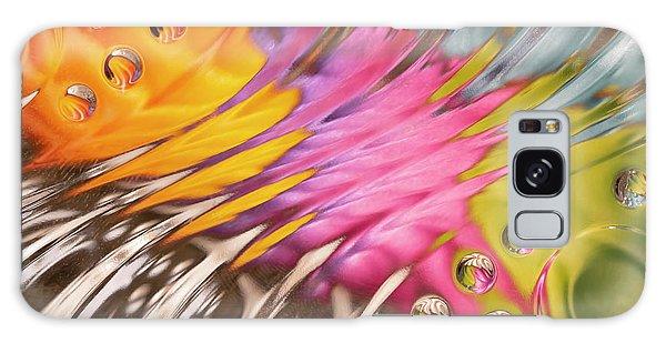 Colors In Vitro 2 Galaxy Case