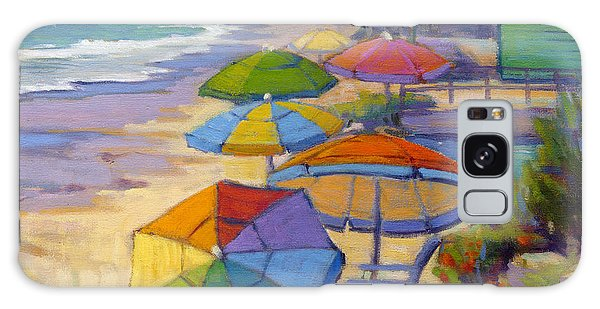 Colors Of Crystal Cove Galaxy Case