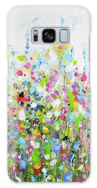 Colourful Meadow 40 Galaxy Case