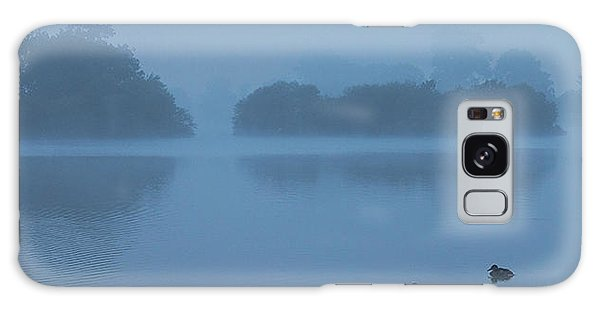 Misty Dawn Galaxy Case
