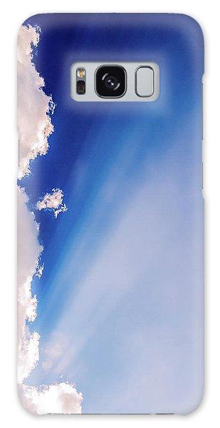 Colours.blue Galaxy Case