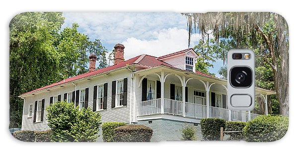 Columbia County Visitors Center - Savannah Rapids Galaxy Case