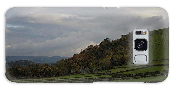 Derbyshire Stone Walls Galaxy Case