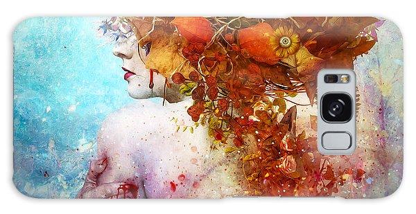 Fairy Galaxy Case - Compassion by Mario Sanchez Nevado