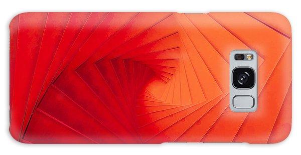 Fractal Design Galaxy Case - Composition Vermillon by Jon Woodhams