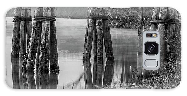 Connecticut River At Dawn Galaxy Case
