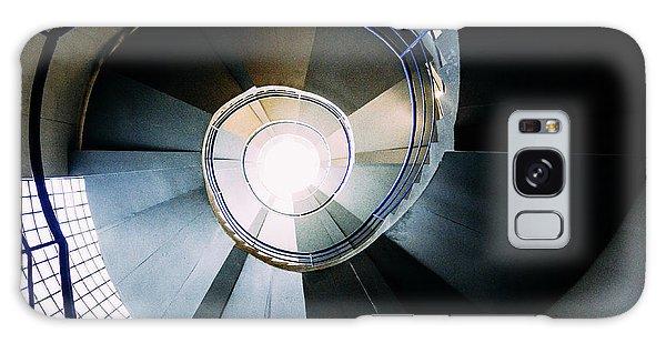 Convoluted Staircase  Galaxy Case