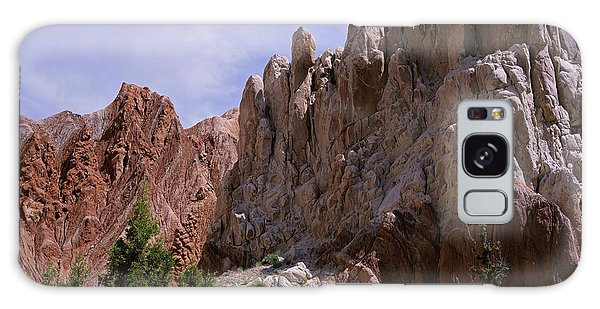 Cottonwood Spires 2-sq Galaxy Case