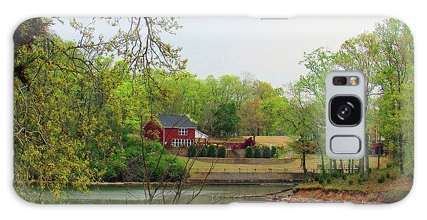 Country Living On The Tennessee River Galaxy Case