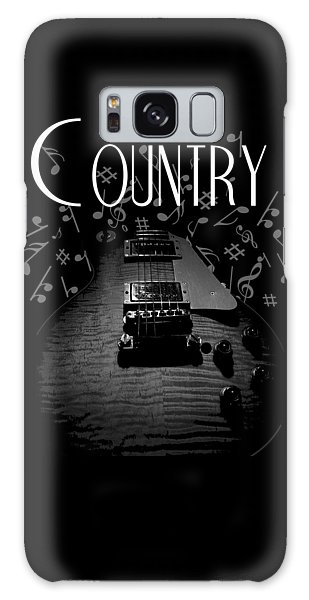 Country Music Guitar Music Galaxy Case
