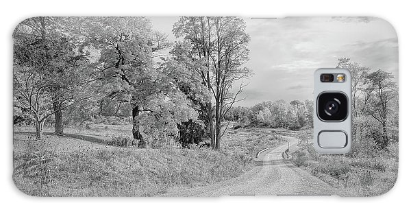 Galaxy Case featuring the photograph Country Road by John M Bailey