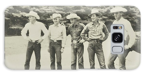 Cowboy Tribe Galaxy Case
