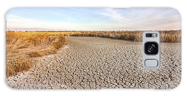 Sly Galaxy Case - Cracked Dry Ground Near Fremont by Nvelichko