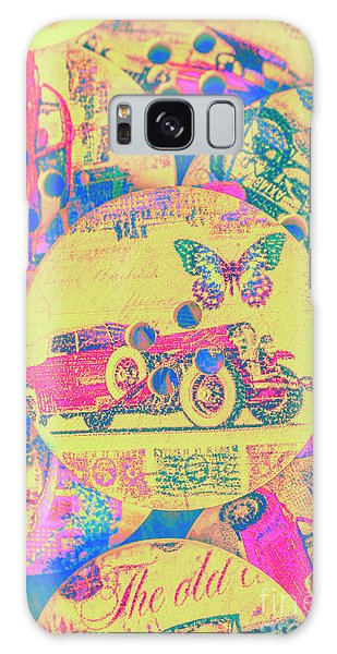Old Car Galaxy Case - Crafty Car Commercial by Jorgo Photography - Wall Art Gallery