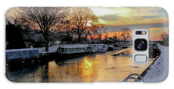 Cranfleet Canal Boats Galaxy Case