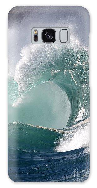 Tide Galaxy Case - Crashing Wave by Mana Photo