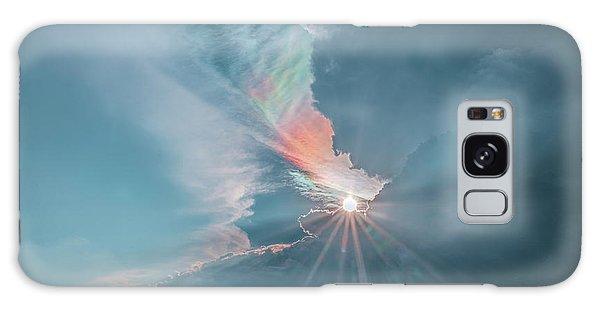 Crazy Luminescence Galaxy Case