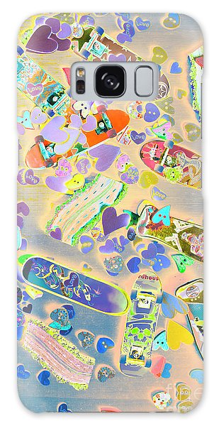 Board Galaxy Case - Creative Skate by Jorgo Photography - Wall Art Gallery