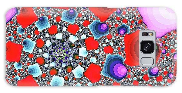 Creative Spiral Abstract Art Galaxy Case