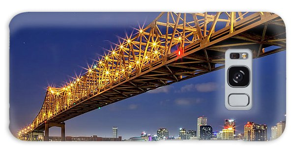 The Crescent City Bridge, New Orleans  Galaxy Case