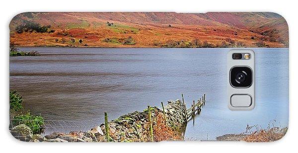 Crummock Water - English Lake District Galaxy Case