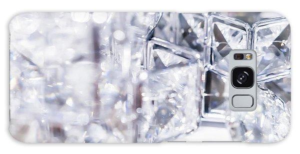 Crystal Bling I Galaxy Case