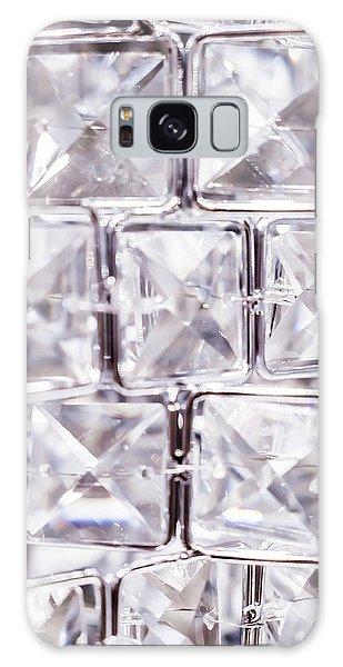 Crystal Bling V Galaxy Case