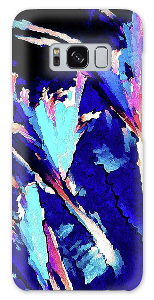 Crystal C Abstract Galaxy Case
