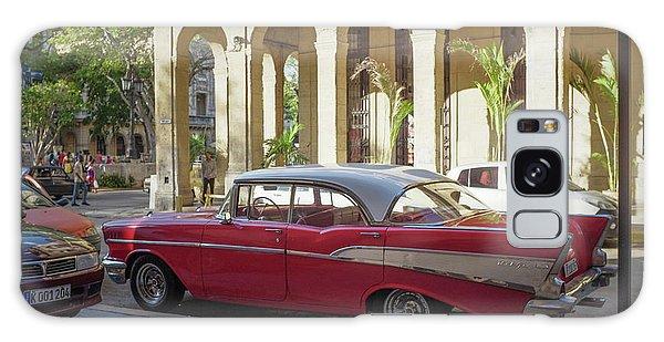 Cuban Chevy Bel Air Galaxy Case