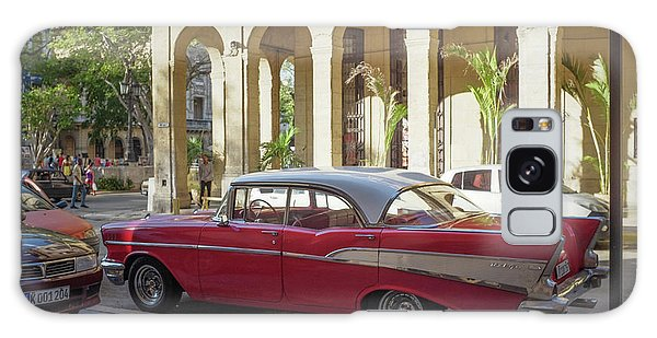Cuban Chevy Bel Air Galaxy Case