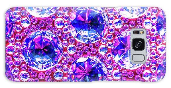 Cut Glass Beads 4 Galaxy Case