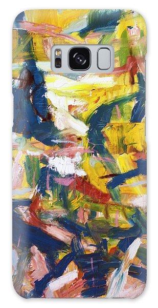 Galaxy Case - Daffodils by Bob Neiman