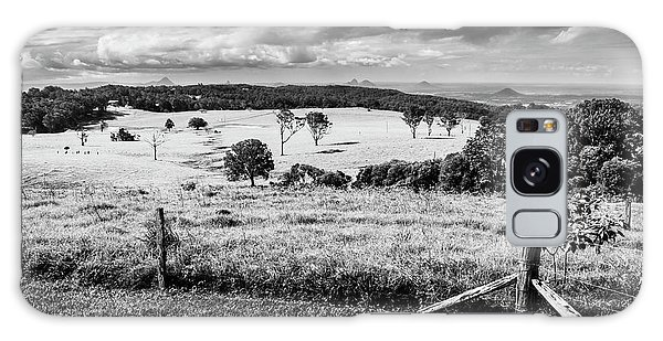 Farmland Galaxy Case - Dahmongah Lookout, Mount Mee by Jorgo Photography - Wall Art Gallery