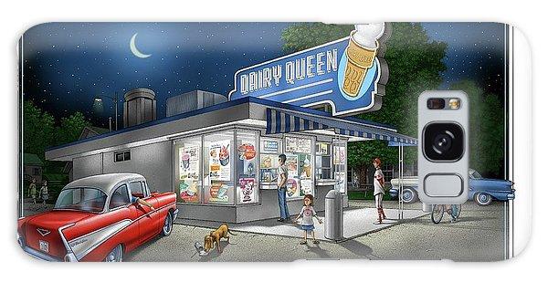 Dairy Queen Galaxy Case
