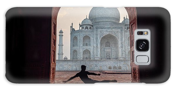 Dancer At The Taj Galaxy Case